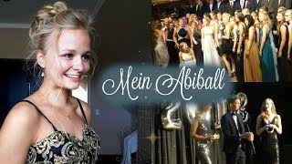 MEIN ABIBALL 2018 + Get ready with me // Miss Aliana