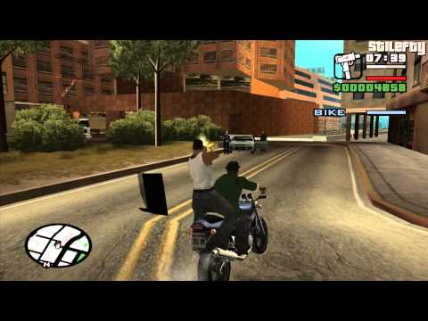 GTA San Andreas - Mission #17 - Just Business