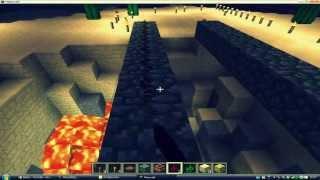 Раздвижной мост в  minecraft [oT Natsu]