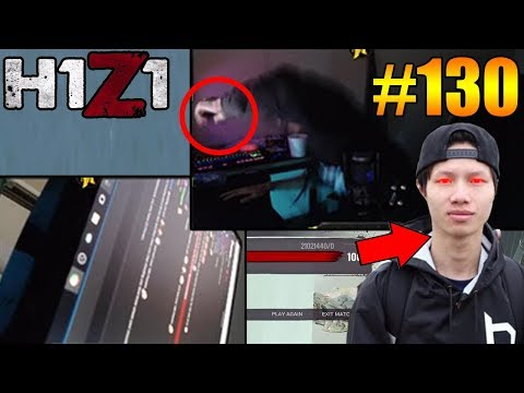 SHURIMAWIZARD EXTREME RAGE IN H1Z1! H1Z1 - Oddshots & Funny Moments #130