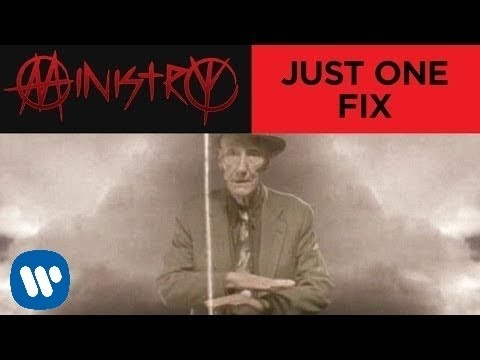 """Ministry - """"Just One Fix"""" (Official Music Video)"""