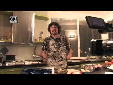 Alessandro Borghese cucina per Vite Reali! Rai 4! Kawaii!