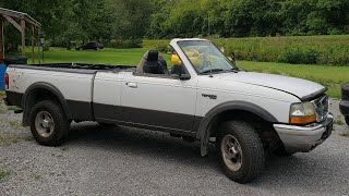 Ford Ranger Convertible