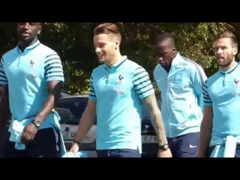 Portugal vs France 2015 ● Le retour de la ballade des bleus