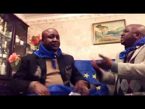 News.28/02.Entretien A Leeds Avec Mr Gishangu Representant Palu U.k