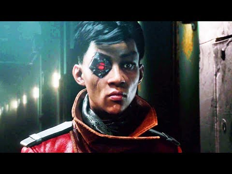 DISHONORED Death of the Outsider Trailer (E3 2017)
