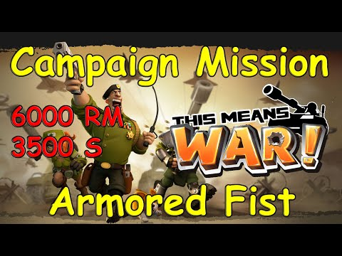 This Means War! Campaign: Armored Fist video