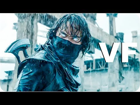 GUARDIANS Bande Annonce VF (2017) streaming vf
