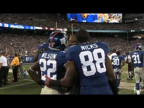 New York Giants 2012 - Year in Review Part 1