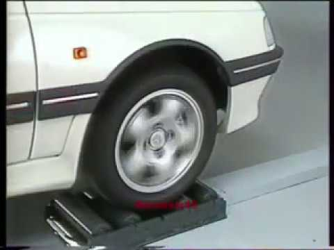 Presentacion peugeot 405 Mi16 X4