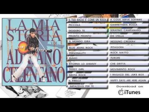 Adriano Celentano - La mia storia - 80° Anniversario