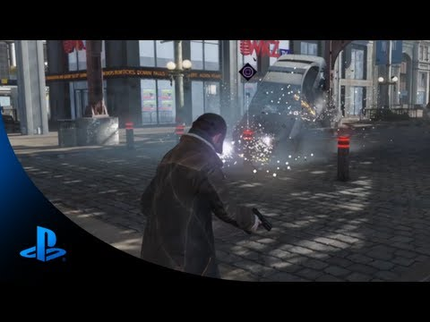 Watch_Dogs on PS4: Conversations with Creators
