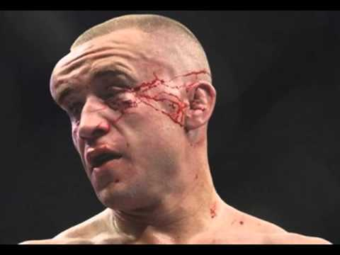 Hematoma on UFC on Fox Family Friendly