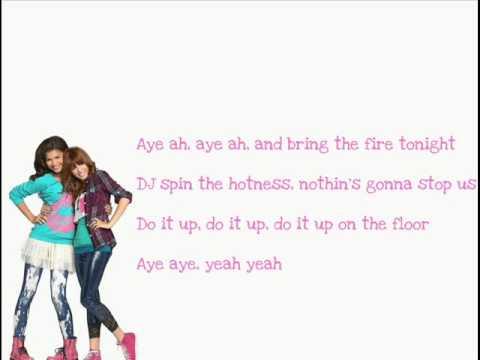 Ylwa - Bring The Fire - Lyrics