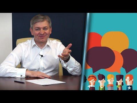 Poprawna Wymowa Słów Po Angielsku - Porady | Krzysztof Sarnecki