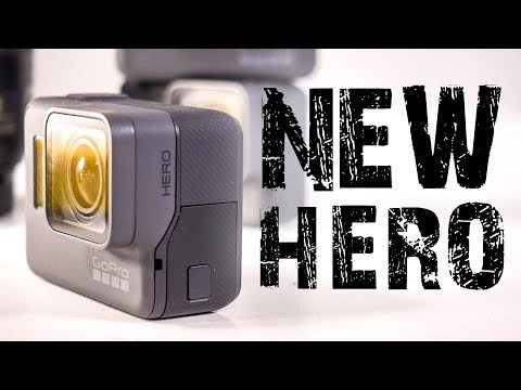 NEW GoPro HERO | Review