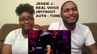 Download Lagu Jessie J - REAL VOICE (WITHOUT AUTO - TUNE)-REACTION VIDEO Gratis STAFABAND
