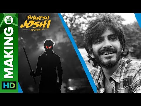 Who is Bhavesh Joshi? | Making of Bhavesh Joshi Superhero | Harshvardhan Kapoor | 1st June 2018