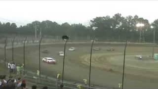 Moler Heat Race #1   7-18-08