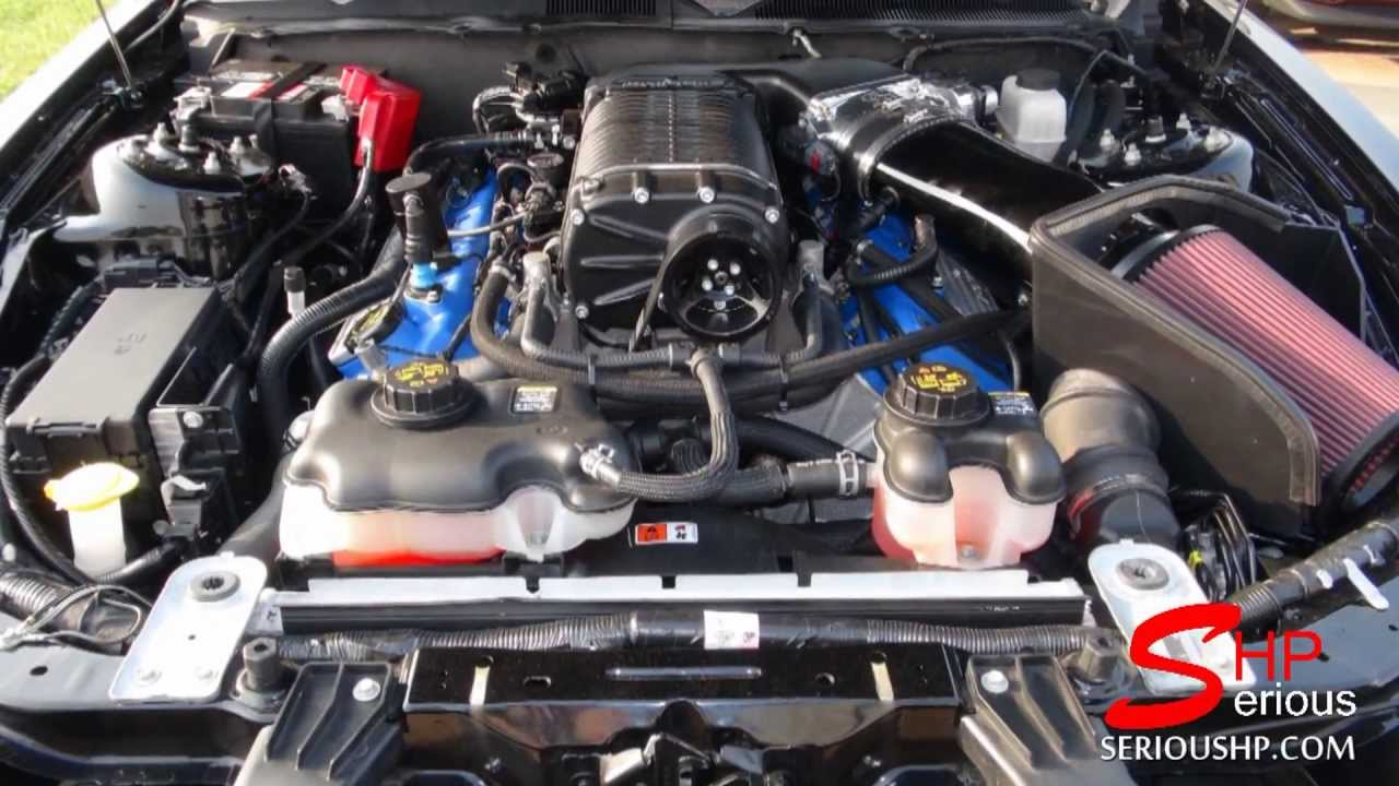 Mustang Performance Parts >> 4.0L Whipple Supercharger 2013 Mustang GT500 927whp / 25psi Cams Headers Built engine Houston ...