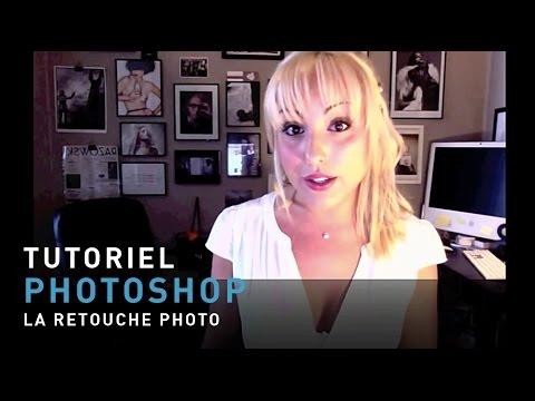 Tutoriel Photoshop - Les Bases d'une belle retouche Photo