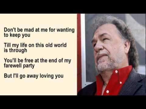 Gene Watson - Farewell Party with Lyrics