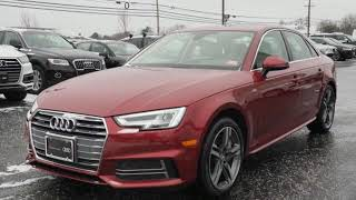 Used 2018 Audi A4 Stratham NH Exeter, NH #D3252