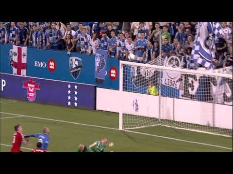 Match Highlights: Impact Montral 6-0 Toronto FC (6-2 on agg.)