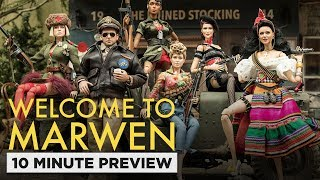Welcome To Marwen | 10 Minute Preview | Film Clip | Own it now on Blu-ray, DVD & Digital