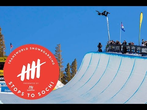 Shaun White wins 2014 Mammoth Grand Prix #4 pipe - TransWorld SNOWboarding