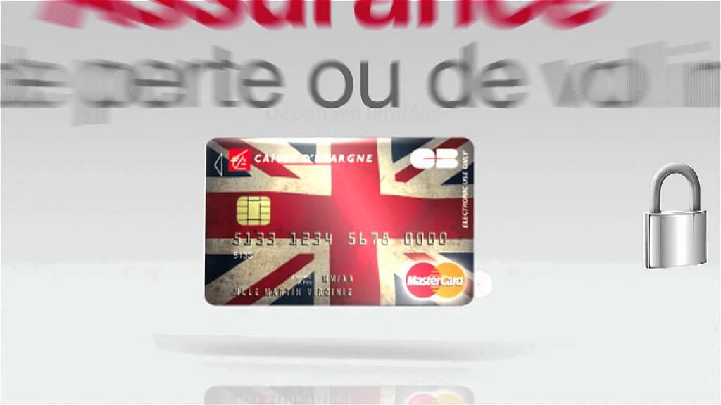 Carte bancaire rechargeable caisse d 39 epargne youtube - Plafond carte bancaire caisse epargne ...