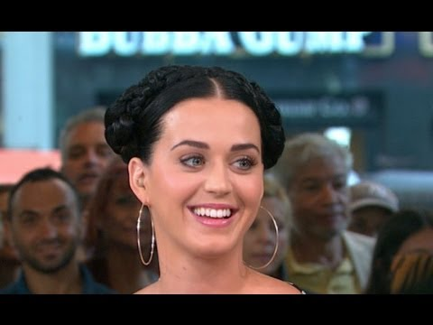 Katy Perry Interview 2013: Singer Roars Her Way to Top with Eighth Number One Single