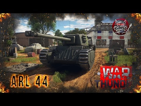 ARL 44 / ARL 44 ACL 1 - Хрустальные Тяжеловесы