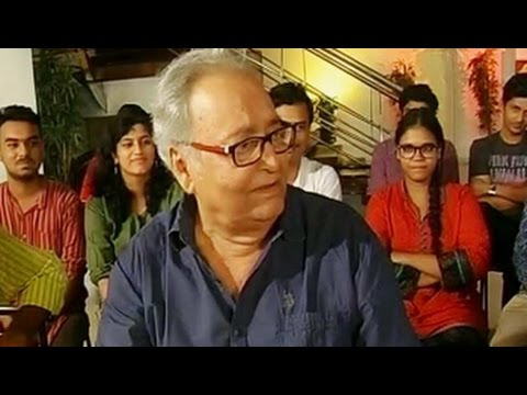 'Gajendra Chauhan who?': Veteran actor Soumitra Chatterjee backs FTII protests