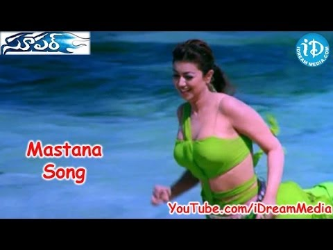 Mastana Song Super Movie Songs Nagarjuna Anushka Shetty Ayesha Takia