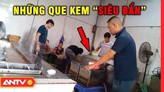 Hết hồn quy trình sản xuất kem 'siêu bẩn' tại Hà Nội | An toàn sống | ANTV
