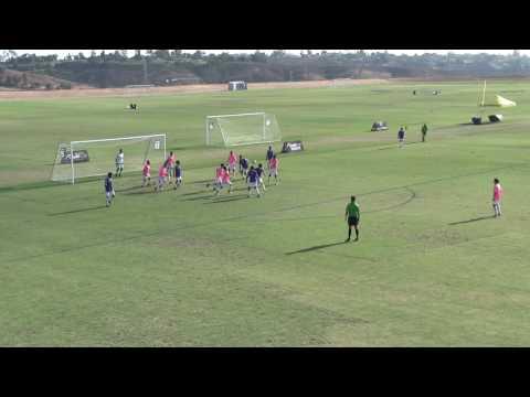 SAGEBRUSH SC REAL VS L. A. WOLVES FC Boys U17 Super White