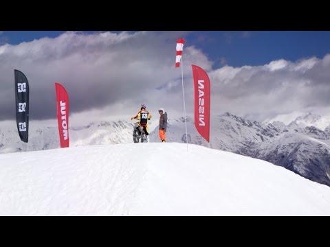 Kolesnikov Highmountain Flip In Sochi : Nissan X Tour 2016