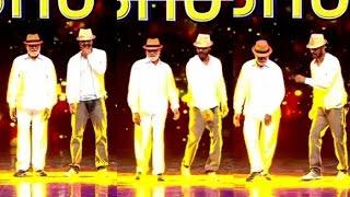 Prabhu Deva DANCES With His Father On Dance Plus 2 | Bollywood News