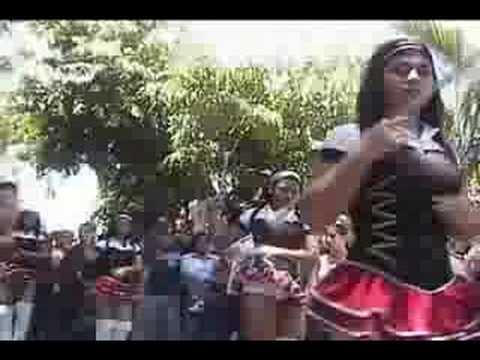 15 de Septiembre 2008 - Banda de paz Santa Lucia