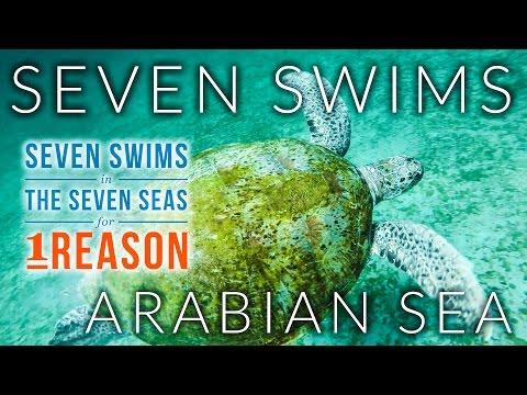 Lewis Pugh - Seven Swims; Arabian Sea