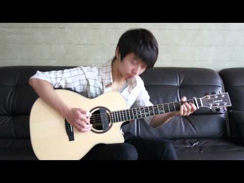 Sungha Jung - Zeldas Theme