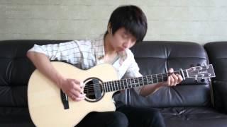 Zelda's Theme - Sungha Jung