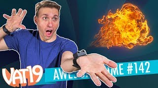 Wrist Fireshooter, Giant Gummy Octopus, Stupid Science, & More! | A.T. #142