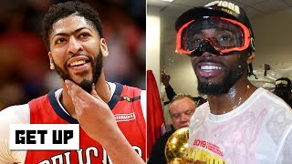 Kawhi's championship changes everything for Anthony Davis - Caron Butler | Get Up