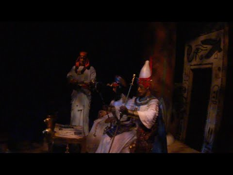 Spaceship Earth, Epcot, Walt Disney World HD (1080p)