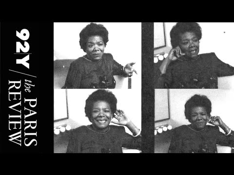 Maya Angelou with George Plimpton | 92Y/The Paris Review Interview Series