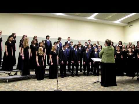 2011-04-01 02 NHSS Concert Choir Baltimore.MOV