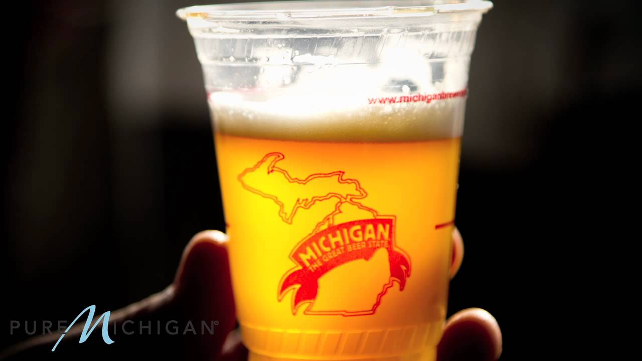 Up fall beer festival pure michigan youtube for Michigan craft beer festival