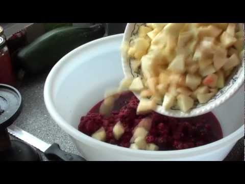 How to make raspberry chutney